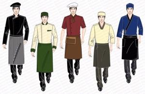 Đồng phục đầu bếp 08